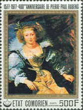 [The 400th Anniversary of the Birth of Peter Paul Rubens, 1577-1640, Typ MA]