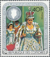 [The 25th Anniversary of the Reign of Queen Elizabeth II, type NZ]