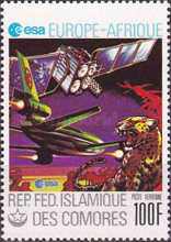 [Airmail - EUROPE-AFRIQUE, Typ RD]