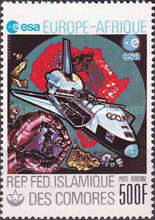 [Airmail - EUROPE-AFRIQUE, Typ RE]