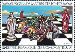 [Chess Grand Masters, type RX]