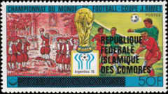 [Football World Cup - Argentina, Typ SM]