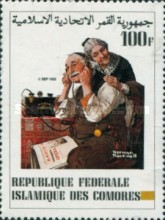 [Norman Rockwell Paintings, Typ YD]