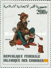 [Norman Rockwell Paintings, Typ YF]