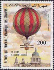 [Airmail - The 200th Anniversary of Manned Flight, Typ YM]