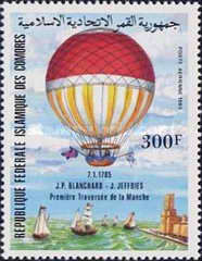 [Airmail - The 200th Anniversary of Manned Flight, Typ YN]