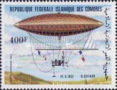 [Airmail - The 200th Anniversary of Manned Flight, Typ YO]