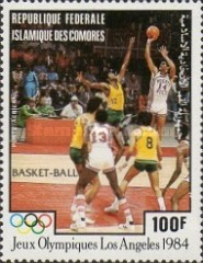 [Airmail - Olympic Games - Los Angeles, USA, Typ ZR]