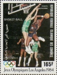 [Airmail - Olympic Games - Los Angeles, USA, Typ ZS]
