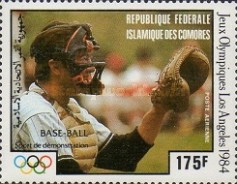 [Airmail - Olympic Games - Los Angeles, USA, Typ ZT]