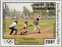 [Airmail - Olympic Games - Los Angeles, USA, Typ ZU]