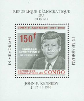 [President Kennedy Commemoration, Typ ]