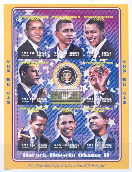 [Barack Obama - The 44th President of the United States, Typ ]
