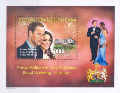 [Royal Wedding - Prince William and Catherine Middleton, Typ ]
