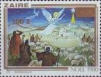 [Various Stamps Surcharged, Typ AJK]