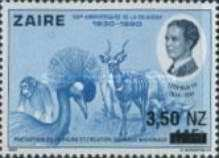 [Various Stamps Surcharged, Typ AMQ]