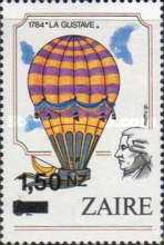 [Various Stamps Surcharged, Typ AMU]