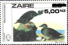 [Various Stamps Surcharged, Typ AOD]
