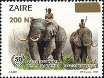 [Various Stamps Surcharged, Typ AOK]