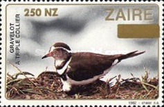 [Various Stamps Surcharged, Typ AOL]