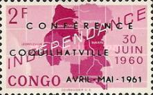 [Coquilhatville Conference - Overprinted