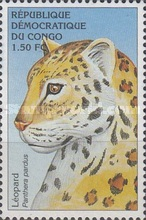 [Flora and Fauna of Africa, type AZP]