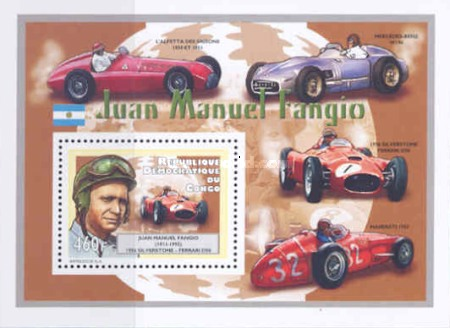 [Famous Racecar Drivers, type CAY1]