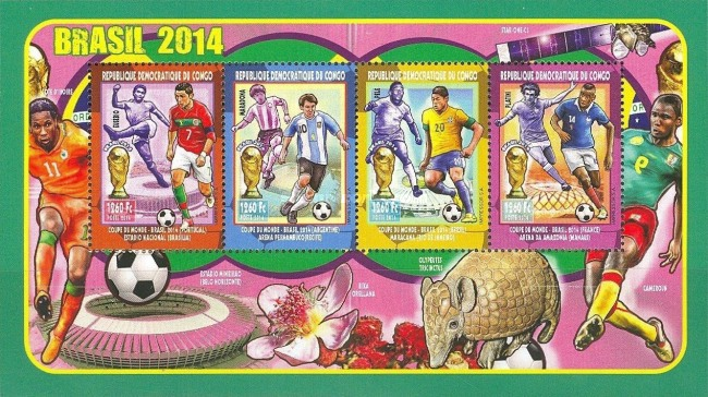 [FIFA Football World Cup - Brazil, type CEI2]