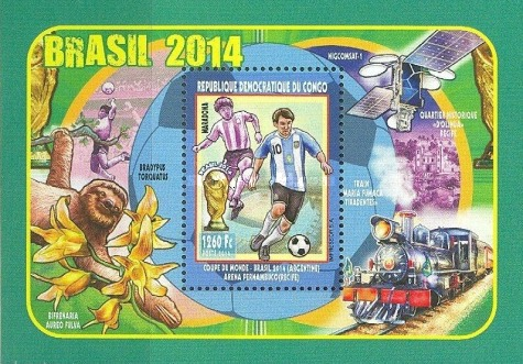[FIFA Football World Cup - Brazil, Typ CEJ1]