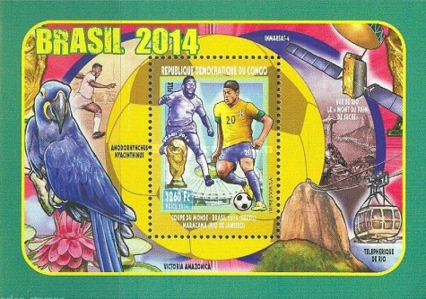 [FIFA Football World Cup - Brazil, Typ CEK1]