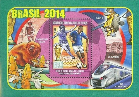 [FIFA Football World Cup - Brazil, type CEL1]