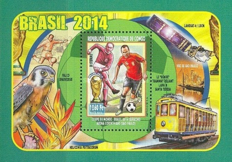 [FIFA Football World Cup - Brazil, type CEM1]