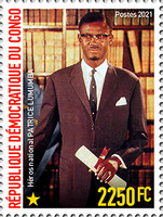[The First Prime Minister of Congo, Patrice Lumumba, 1925-1961, type CEQ]