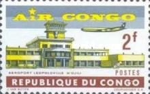 """[""""Air Congo"""" Commemoration, type DY]"""