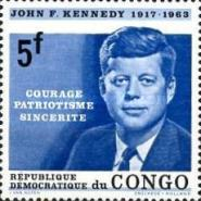 [President Kennedy Commemoration, Typ FT]