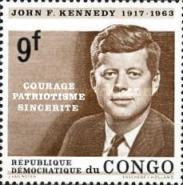 [President Kennedy Commemoration, Typ FV]