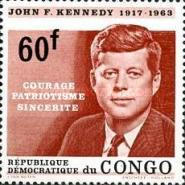 [President Kennedy Commemoration, Typ FY]