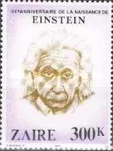 [The 100th Anniversary of the Birth of Albert Einstein, 1879-1955, Typ WG]