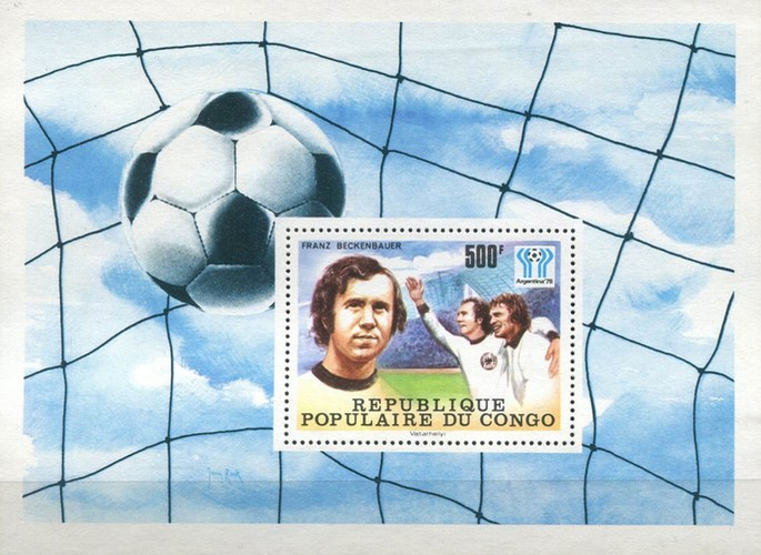 [Football World Cup - Argentina - Famous Players, Typ ]