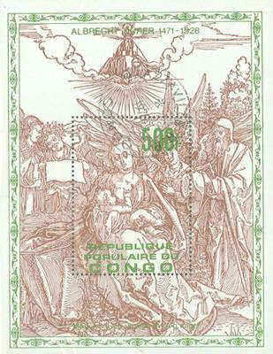 [The 450th Anniversary of the Death of Albrecht Durer (Artist), type ]