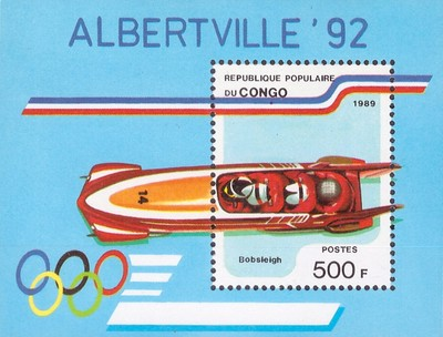 [Winter Olympic Games - Albertville, USA (1992), Typ ]
