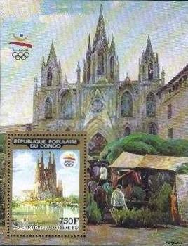 [Olympic Games - Barcelona, Spain (1992), Typ ]