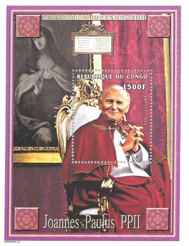 [Pope John Paul II, type ]