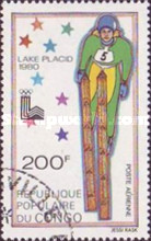 [Airmail - Winter Olympic Games - Lake Placid (1980), type AAN]