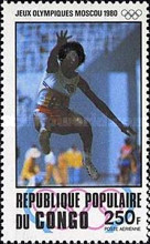 [Airmail - Olympic Games - Moscow, USSR, type AAZ]