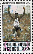 [Airmail - Olympic Games - Moscow, USSR, type ABA]