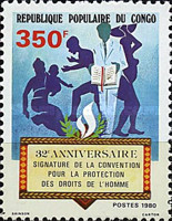 [The 32nd Anniversary of Human Rights Convention, type ACD]