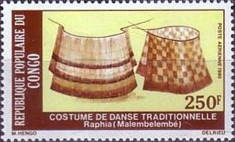 [Airmail - Traditional Dancing Costumes, type ACF]
