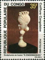 [Ivory Sculptures by R. Engongodzo, Typ AFU]