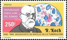[The 100th Anniversary of Discovery of Tubercle Bacillus, Typ AGX]